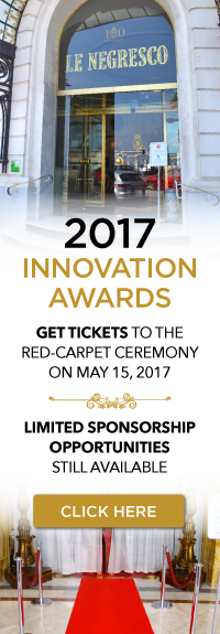 2017 Innovation Awards Get Tickets and Sponsorships Available!