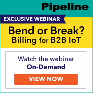 Bend or Break? Billing for B2B IoT Webinar. Watch on-demand now.